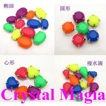 Sew On Resin Stones Decorative Beads