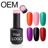 2770 colors free samples OEM private label UV Gel global fashion soak off art paint nail polish LED UV Gel
