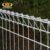 High quality wholesale pvc coated rolled top brc wire mesh fence