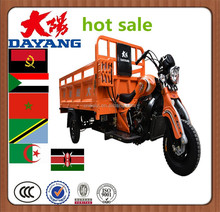 2015 DAYANG chongqing chinese best tricycle vendor for sale in Angola
