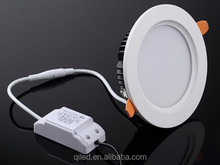 5 inch cut out135mm 15W 1350lm high CRI SMD5630 High lumin led downlight with 135mm cut out
