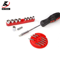 China Made Hand Tools 32Pcs Home DIY General Mechanics Tool Set Combination Tools