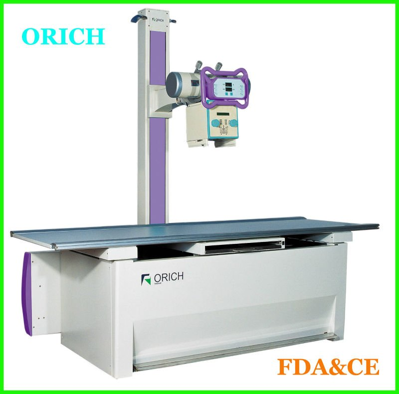 High Frequency (HF) Conventional Radiographic System [ Chinese Leading X ray Machine Factory ]