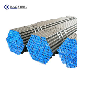 Hot rolled DIN 17175 / st35.8 standard Carbon Steel Pipe China Alibaba Boiler Tube