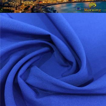 polyester spandex stof
