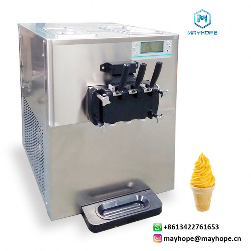 Hot Prince Hard Ice Cream Machine Made in China