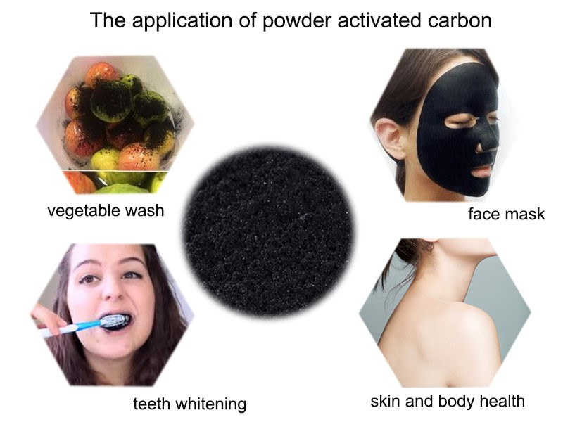 100% Natural Coconut Carbon Black Powder Use For Teeth Whitening ...