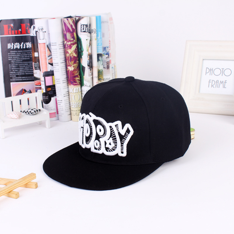 BIGBANG right Zhi-Long GD same paragraph BADBOY Ha street dance hat flat hat wholesale baseball cap wholesale