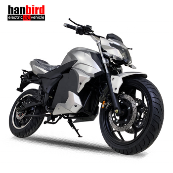 1000w High Power Electric Motorcycle with 50KM/H Speed for Panama