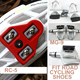 bicycle accessories bike parts Cleat sets RC-5 and Magnesium SPD SL Cleats MG-9 Cycling Road bike pedal