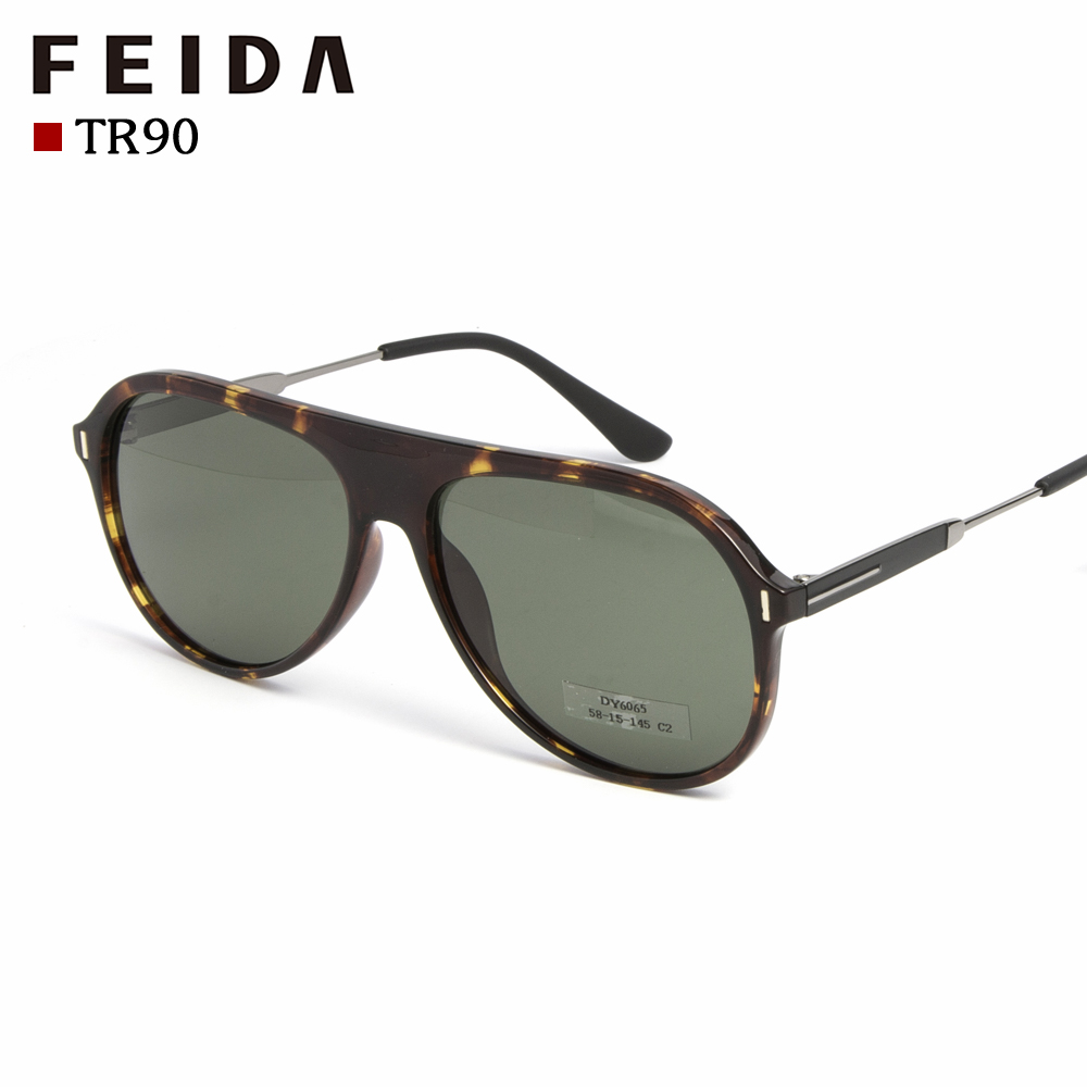 DY6065 디자이너 HD 편광 UV400 Fashion Men Women Sunglasses Sport 선글라스 남성 Driving Eyewear