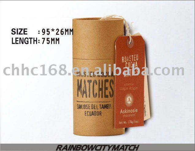 Matches in Cylindric Boxes