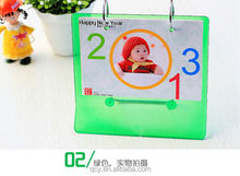 on sale! fashionable acrylic desk calendar stand Shenzhen