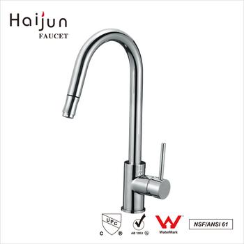 Haijun Latest Designing American Series Cupc 3 Hole Kitchen Sink