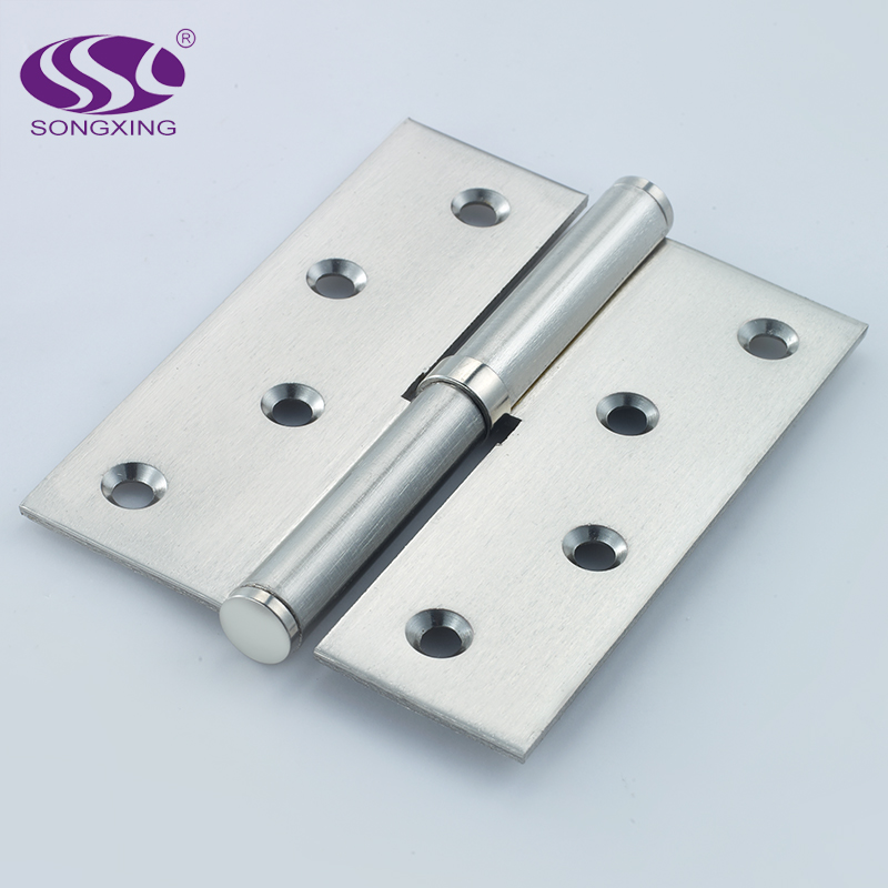 4 inch iron material lift-off pole hinge