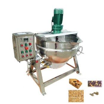 New Design and High Quality 200L Sugar Melting Equipment /Sugar Boiling Equipment+8615939582629