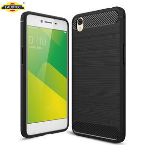 buy online 75204 6df4d Mobile Phone Cover For Oppo A37 Brushed Carbon Fiber Case, Back Cover For  Oppo A37