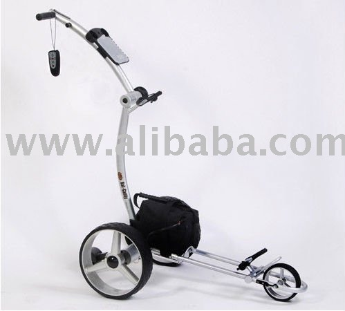NEW Electric Remote Control Golf Caddy/Trolley/Cart X4R