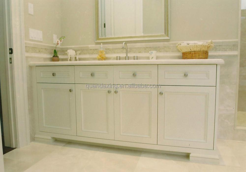 blanc vanit salle de bain avec lavabo en marbre tops pour home depot canada - Home Depot Salle De Bain Vanite