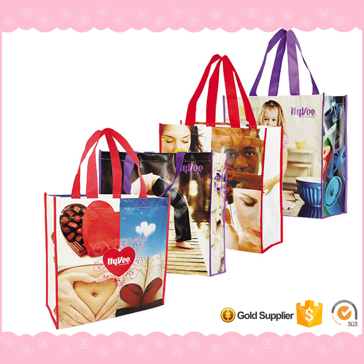 OEM available competitive price grocery laminated bags