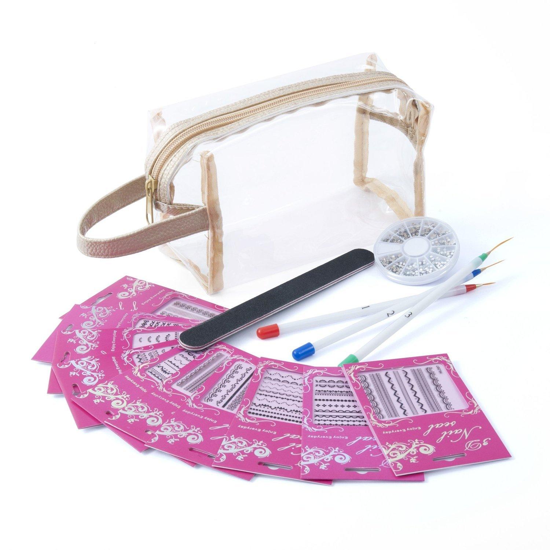 Buy Zodaca Makeup Beauty [5-Pack] Gift set- Cosmetic Bag, 10-sheet ...