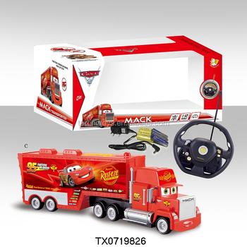 4ch radio control oil tank truck carstanker kids battery light toys