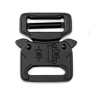High Quality Metal Insert Side Release Buckle New Strong Antique Metal Side Release Buckle For Backpack Strap