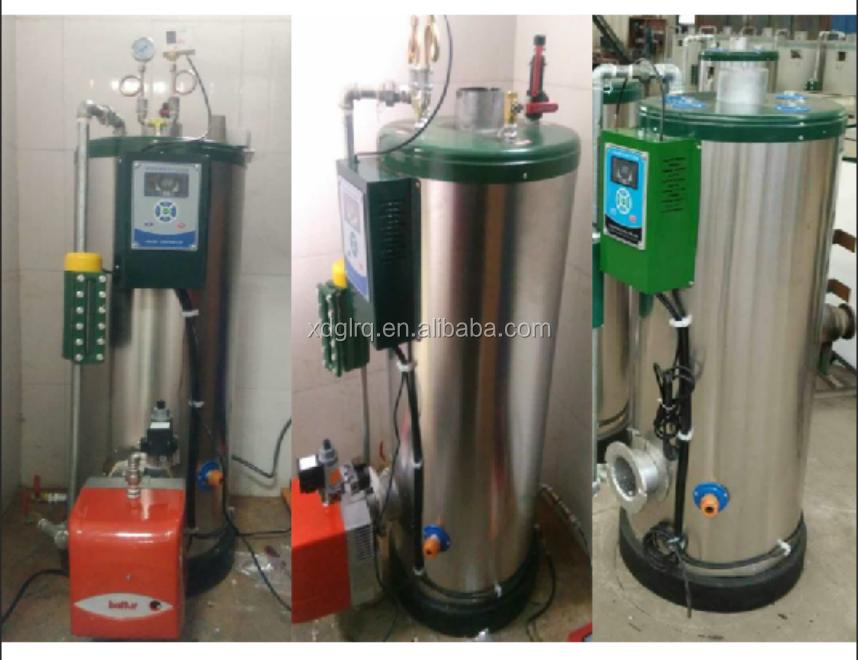 Xinda Lss Serie Wasser Rohr 0.1ton Sattdampf Generator Niederdruck ...