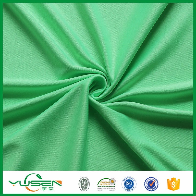 china suppliers textile factory polyester pique pattern jersey fabric for football