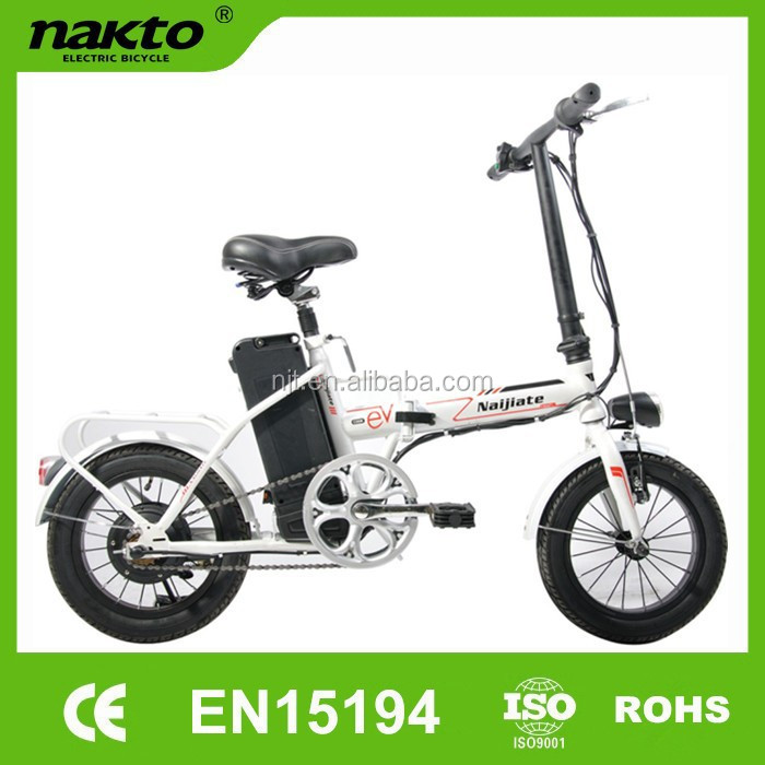 "Quzhou Naijiate 14"" Beibei Electric bicycle"