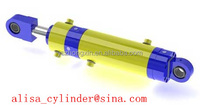 (20 year manufacturer) hydrolic cylinders for truck tailgate lift,double acting arm Hydraulic cylinder factory