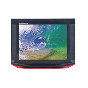 "Made in Thailand 21"" NF/PF CRT COLOR TV"
