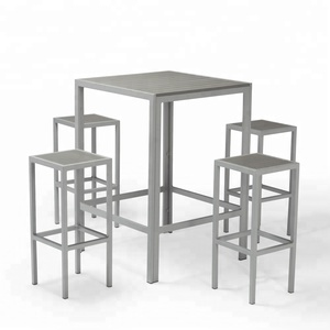 Stool Modern Table And Chair For Snack Bar