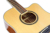 Acoustic guitar 41 inch cutawany guitar solid spruce top