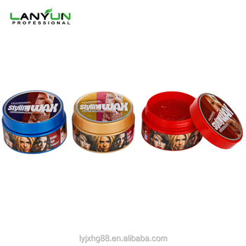 2017 New Custom styling product best hair wax for curly hair