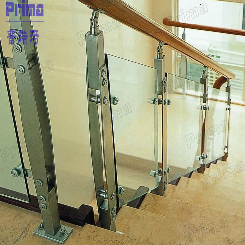 Gl Barade Stainless Steel Stair Railing Kit