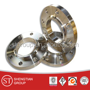 ST ansi b16.5/b16.47 a860 wphy52 carbon steel weld-neck flange with API CE ISO certification