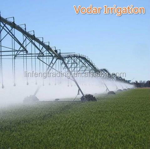 One-arm Canaled Linear Irrigation Equipment for farm with low price