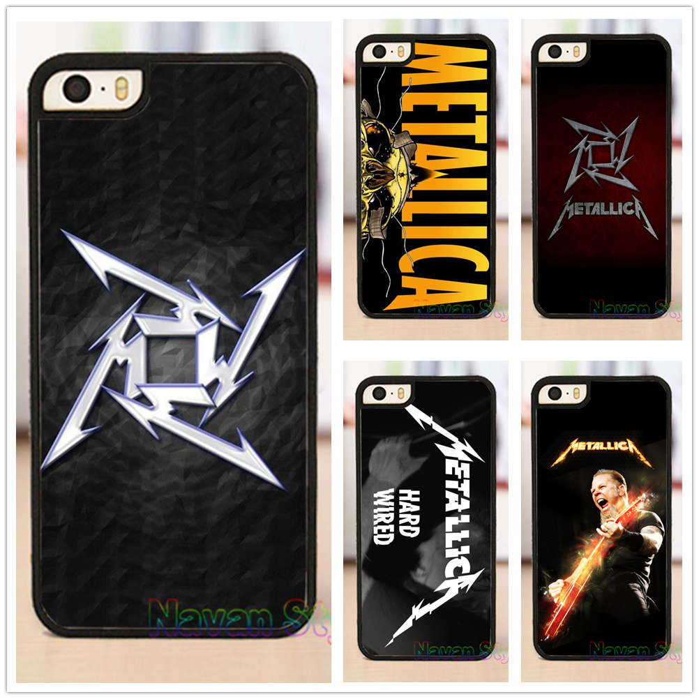 Metallica Iphone Se Case