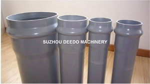 plastic semi-automatic pipe belling/expanding machinery