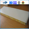 Colored eps pu rockwool wall roof insulated panels
