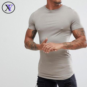 2019 Famous branded custom Cheap mens 100 cotton t shirt