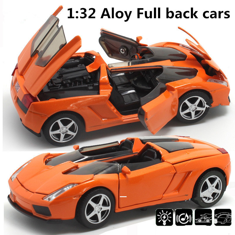 Model Car Toys 12