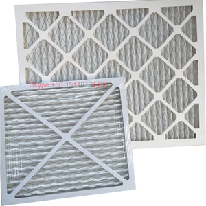 G4 Pleated & Panel Disposable Cardboard G4 Pre Air Filter/ Air Conditioning Filter