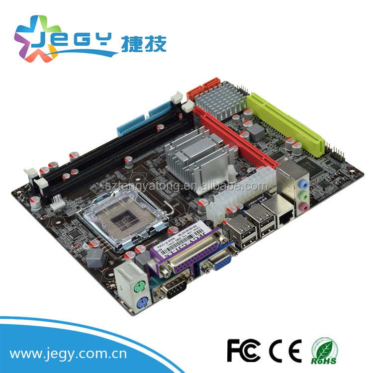 Motherboard Producer Intel G31 G41 GM45 H55 HM55 H61 H81 X58 motherboard