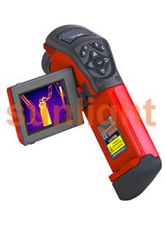 Infrared Thermal Camera, 100*80 Resolution, Infrared Image Mode, -20 - +1000 Degree Centigrade SL100