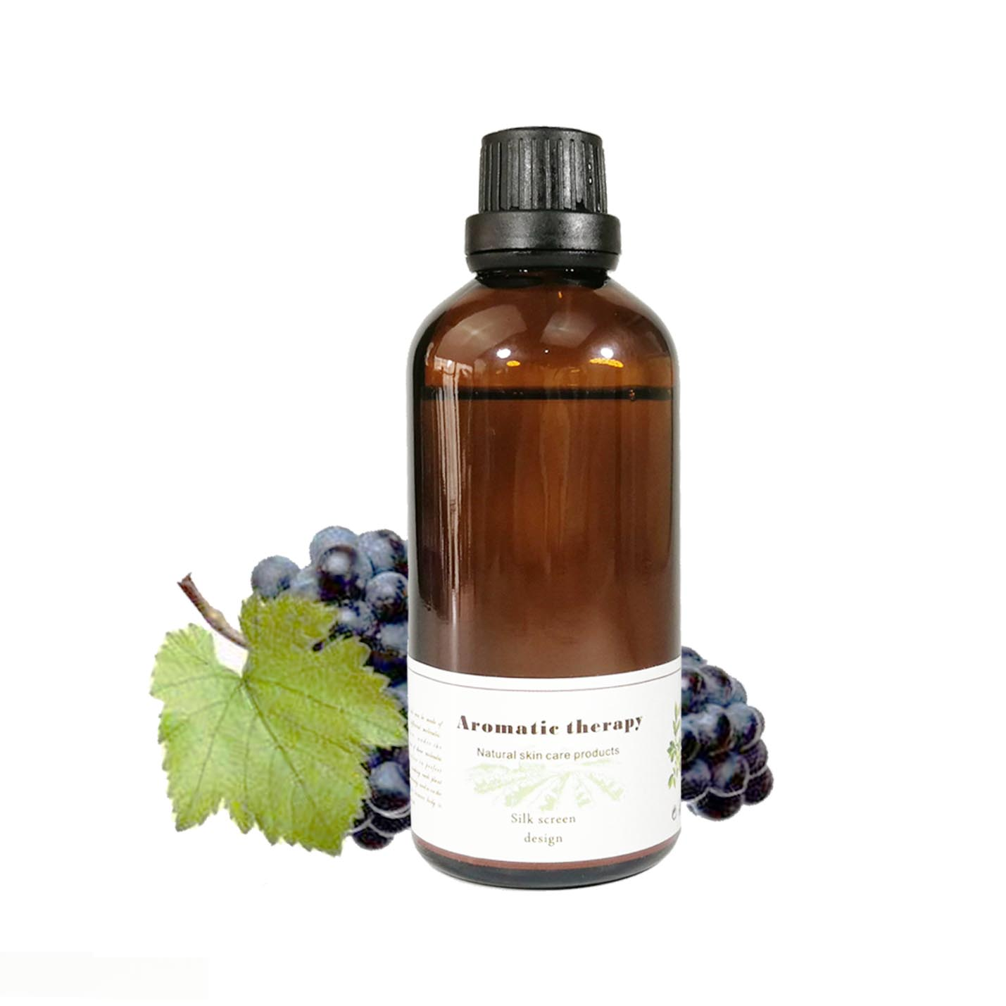 100% Pure Natural Grapeseed Oil For Spa Massage