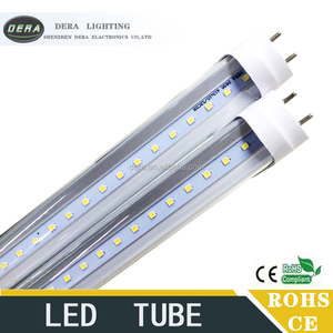shenzhen factory lowest price 12V 24v led lights t8 led tube 18w 1200mm made in China