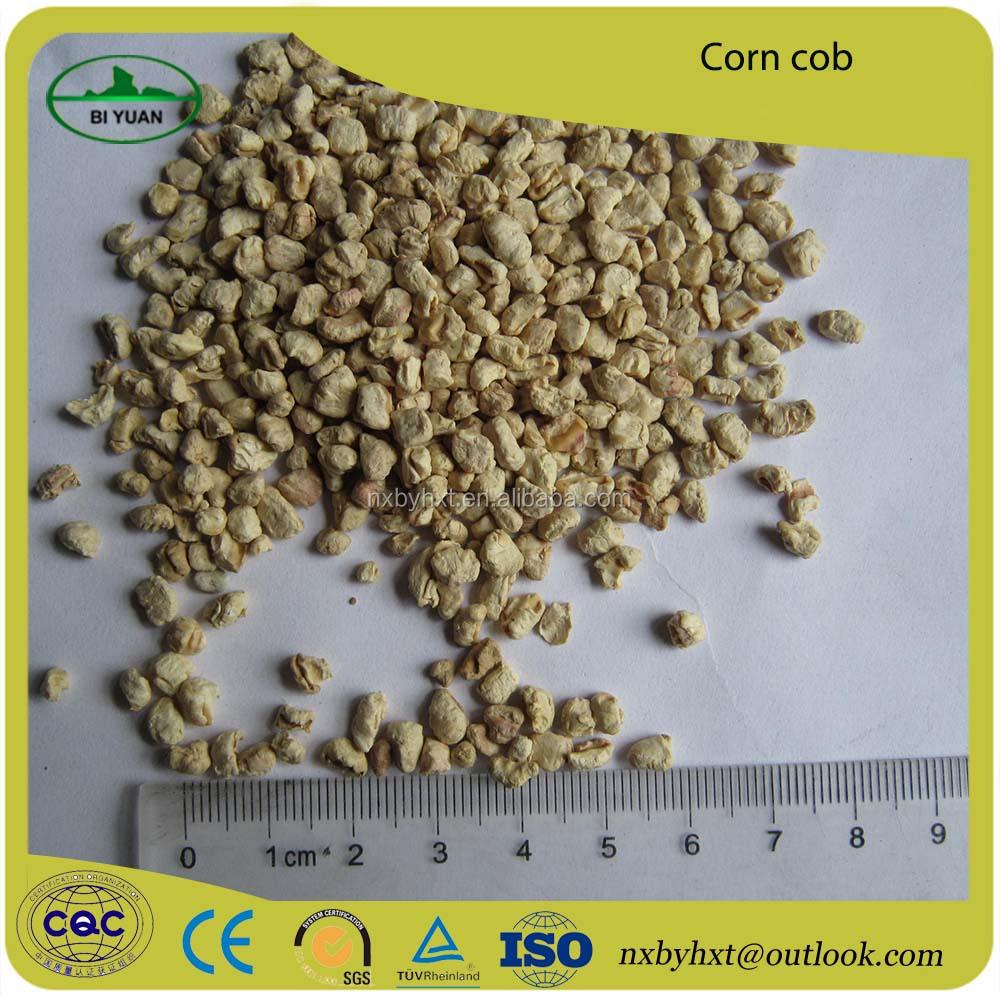 China Supplier Choline Chloride Corn Cob Abrasive