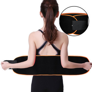 Wholesale 10%OFF Neoprene Waist Trimmer Sweat Belt Women Waist Trainer Shapers